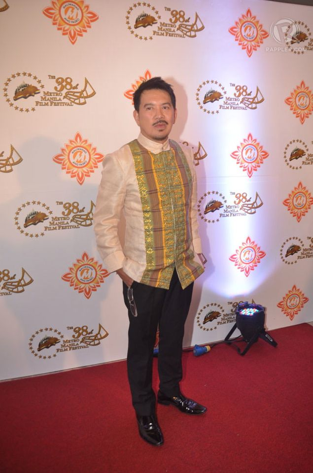 Brillante Mendoza in Song Medina