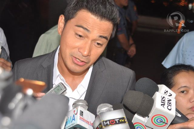 Best Supporting Actor Cesar Montano hopes to make more films in 2013
