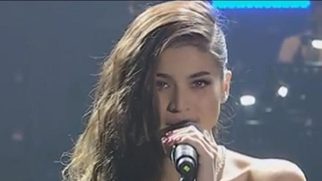 NO MORE SEXY OUTFITS? Anne Curtis' outfit on 'ASAP 18' led to a gender sensitivity probe by MTRCB. Photo from the Anne Curtis Facebook page