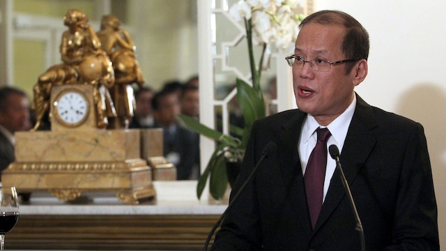 APPEAL. President Benigno S. Aquino III will ask senators to act on pending bills. Photo by Benhur Arcayan / Malacaang Photo Bureau