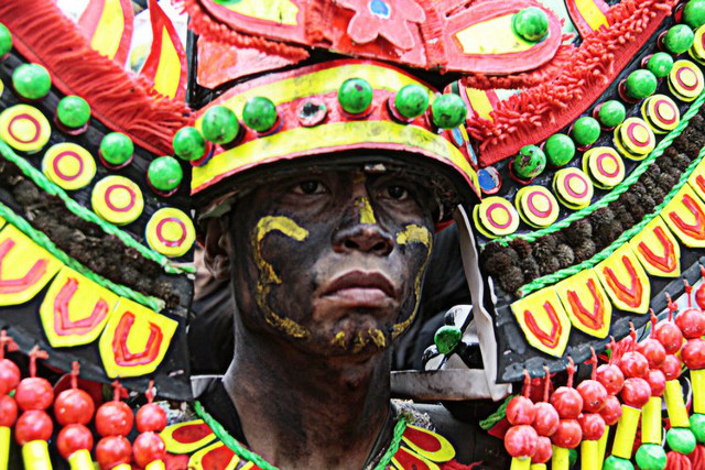 VIVA, SANTO NINO! The Ati-Atihan festival is said to be the oldest in honor of the Child Jesus. All photos by Nap Beltran of PhotoworldManila
