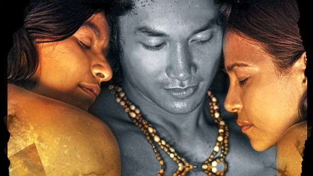 LOVE'S LANGUAGE IS SILENT. Assunta de Rossi, Adrian Sebastian and Alessandra de Rossi star in 'Baybayin,' the second in the Palawan trilogy from Auraeus Solito. Image from the filmmaker's Facebook page