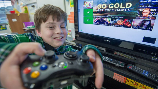 Xbox One Games For Autistic Kids