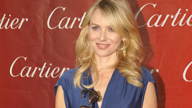 NOT AN 'IMPOSSIBLE' HONOREE. Naomi Watts at the Palm Springs International Film Festival Gala on January 5. Photo from the Palm Springs International Film Festival and Shortfest Facebook page