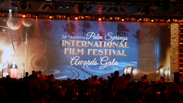 Photo from the Palm Springs International Film Festival and Shortfest Facebook page