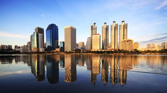 Bangkok City, Thailand. Image courtesy of www.shutterstock.com
