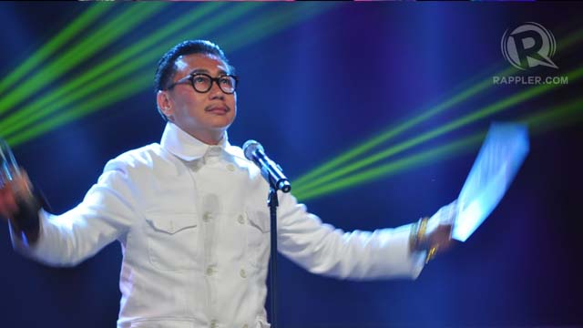 ER Ejercito, the night's big winner for 'El Presidente'