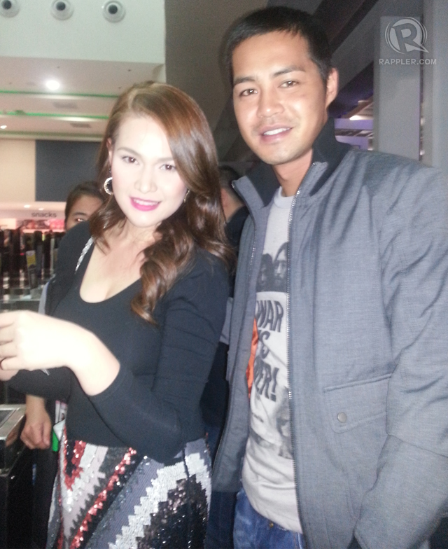 HAPPY TOGETHER. In a recent interview at 'The Buzz,' 24-year-old Bea Alonzo said she hopes to be married in 5 years to 30-year-old Zanjoe Marudo. Photo by Rappler