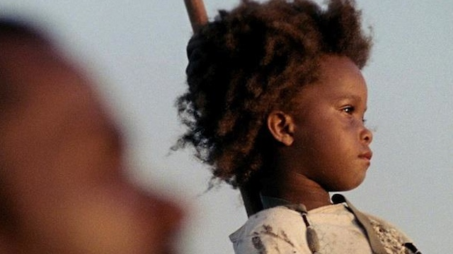 YOUNGEST EVER Oscar nominee is 9-year-old Quvenzhane Wallis. Photo from the film's official Facebook page
