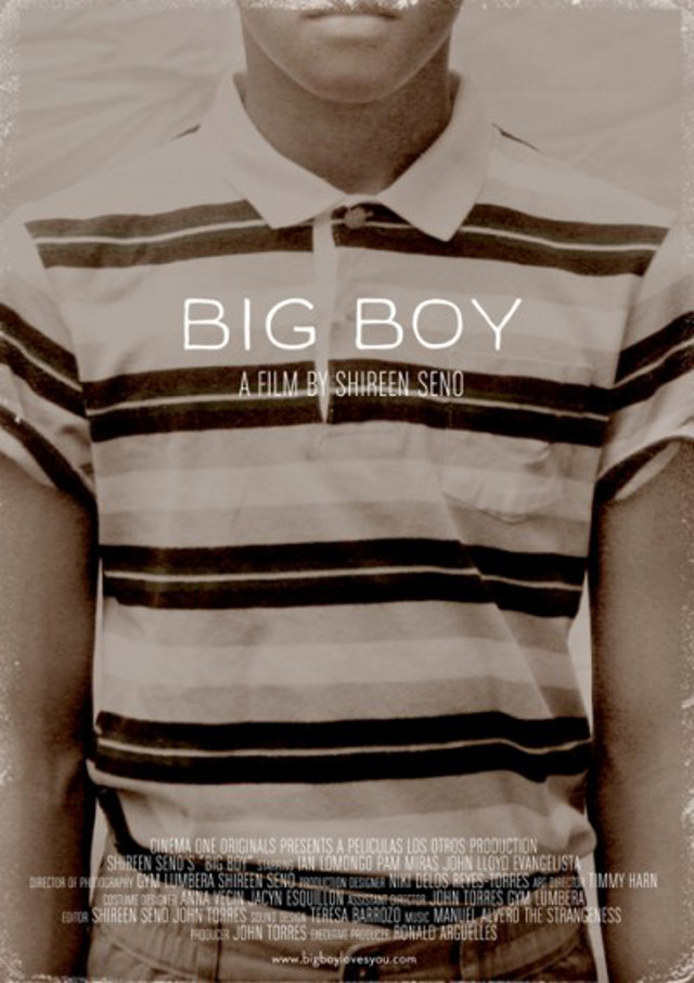 MEMORIES. &quot;Big Boy,&quot; a film by Shireen Seno, evokes lost childhood