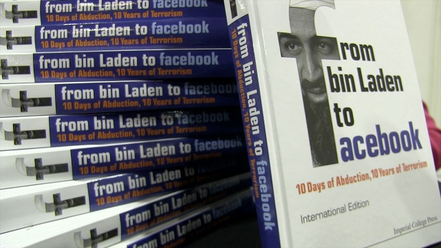 INTERNATIONAL EDITION. From bin Laden to Facebook went on sale in Singapore on April 2, 2013. Photo by Katherine Visconti.