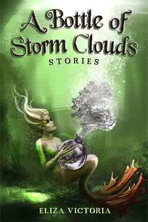 A BOTTLE OF STORM Clouds by Eliza Victoria from Visprint