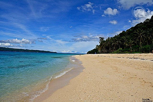 SUMMER DESTINATION? No doubt about it. Boracay will always be a favorite.