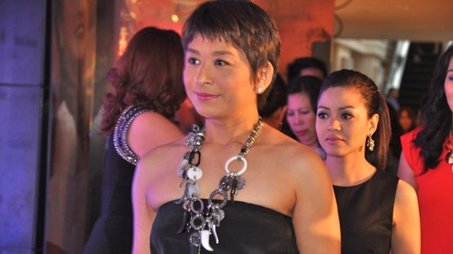 ABS-CBN's CES DRILON AND Maan Macapagal