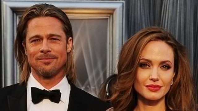WINE MAKERS. Brad Pitt and Angelina Jolie make rose wine from their estate in France. Photo from the Brad Pitt Facebook page