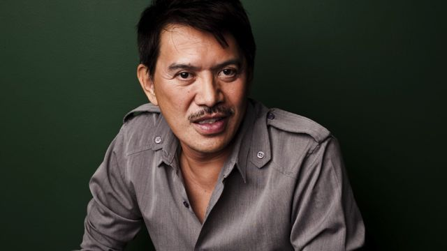 THROUGH 'CAPTIVE,' BRILLANTE MENDOZA hopes to push Filipinos out of their comfort zones. Photography by Cholo dela Vega. Grooming by Georginna Desuasido