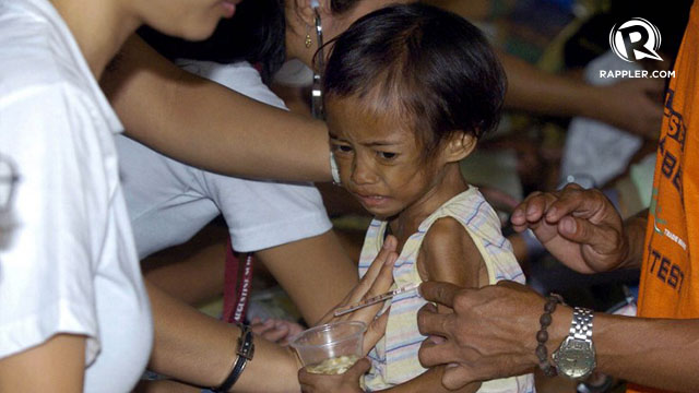 #SONA2013: The state of public healthcare in the Philippines