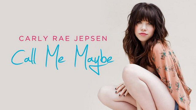 CATCHY VIRAL TUNE. 'Call Me Maybe' is also number two in Billboard's Hot 100 Songs of 2012. Image from the Carly Rae Jepsen Facebook page