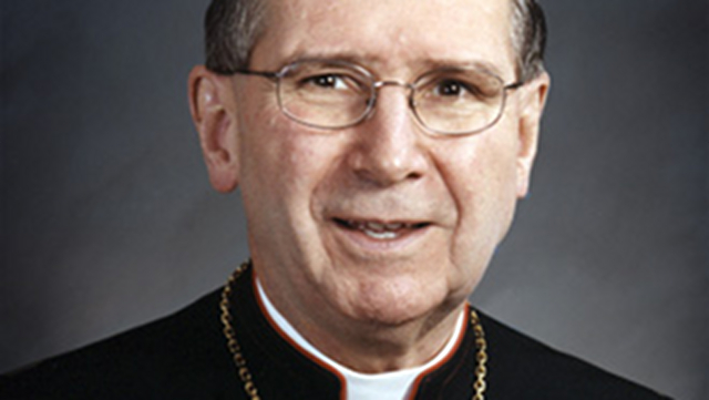 STRIPPED OF DUTIES. Retired Cardinal Roger Mahony, former archbishop of Los Angeles, 'will no longer have administrative or public duties.' Photo from the website of the Archdiocese of Los Angeles