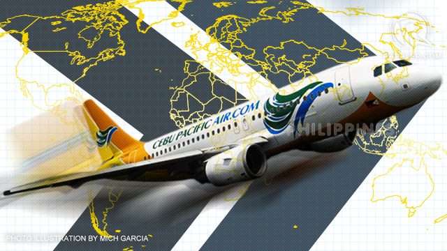CEB LAUNCHES NEW DESTINATION. Cebu Pacific launches new destinations to Camiguin and Masbate