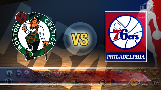 celtics vs 76ers - photo #21