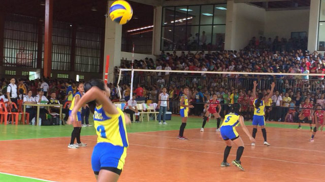 Central Visayas cruises past Calabarzon, bags gold in elementary girls volleyball