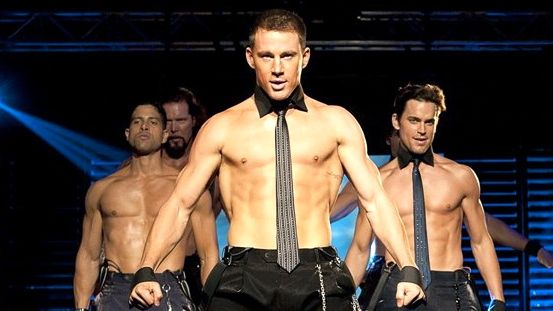 HOT OR NOT? Channing Tatum as stripper Magic Mike in the film of the same title. Image from Facebook