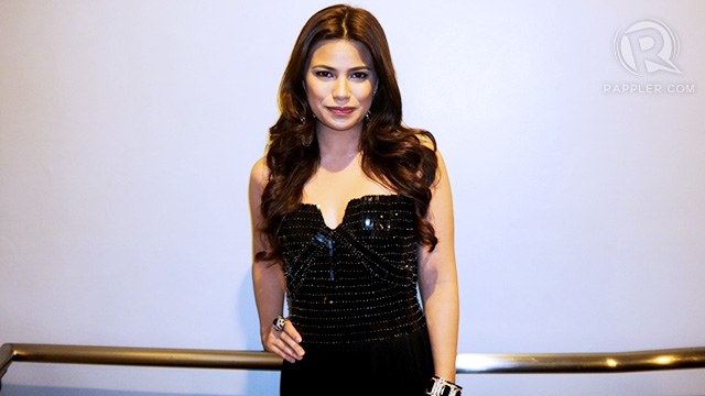 Opening program host Denise Laurel. All photos by Edric Chen