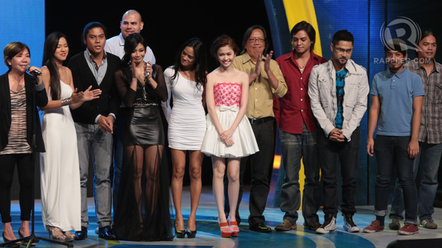 The cast of 'Melodrama Negra'
