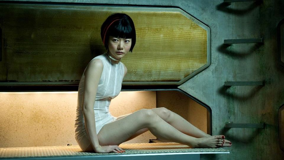 Doona Bae. Image from the movie's Facebook page