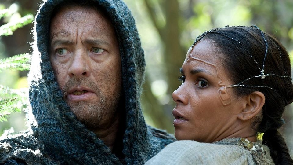 WE ARE ALL CONNECTED. Tom Hanks and Halle Berry are among the stars of 'Cloud Atlas.' Image from the movie's Facebook page