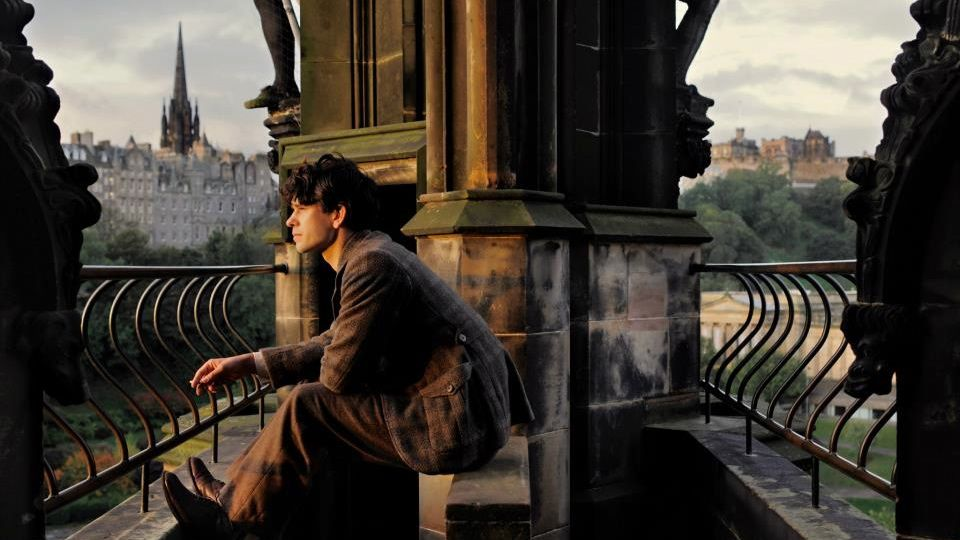 Ben Whishaw. Image from the movie's Facebook page