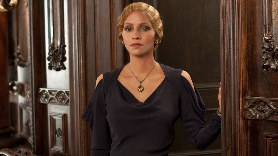 Halle Berry. Image from the movie's Facebook page