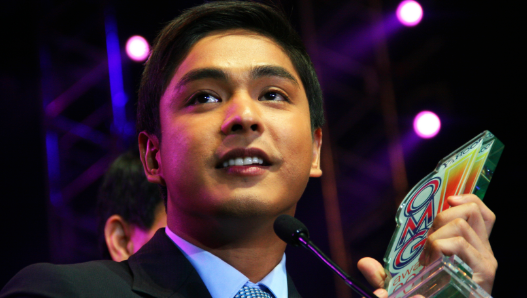 MALE ACTOR OF THE YEAR Coco Martin