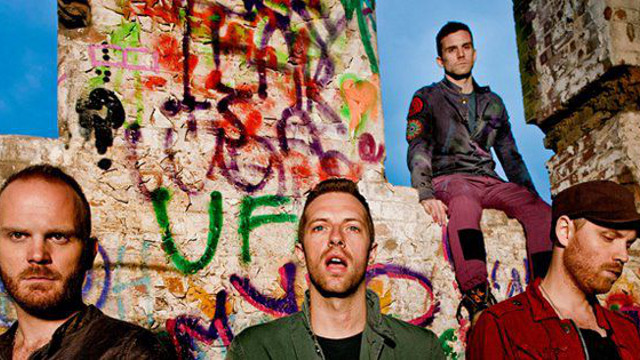 ARE THEY OR AREN'T THEY? Fans hope 2013 is the year Coldplay comes to Manila. Image from the Coldplay Facebook page