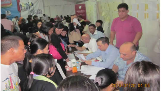 More jobs available for pinoys in jeddah for Consulate jobs