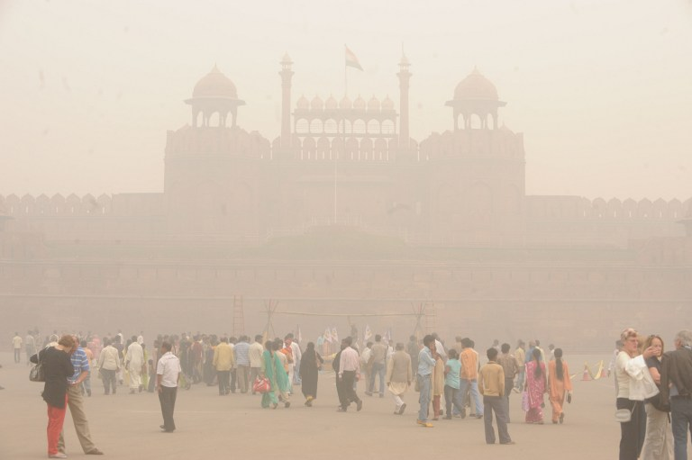 effect of pollution on red fort Air quality air quality health index  children are at greater risk of inhaling air pollution when they play in city parks and schoolyards near high traffic areas.