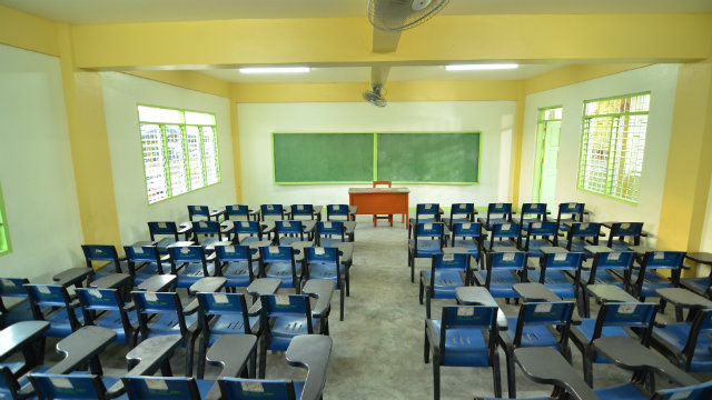 Deped Standard Classroom Design ~ Low nat scores may worsen under k to