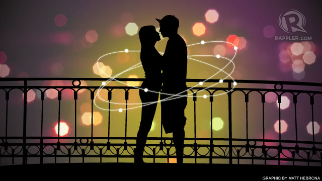 SURVEY SAYS. According to a new SWS survey, most adult Filipinos believe love cannot be planned.