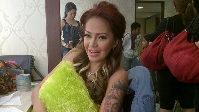 LEAVING THE SHOW. Ethel Booba says on Twitter that she isn't returning to 'Wowowillie.' Photo from Ethel Booba's Twitter account (@DrealETHELBOOBA)
