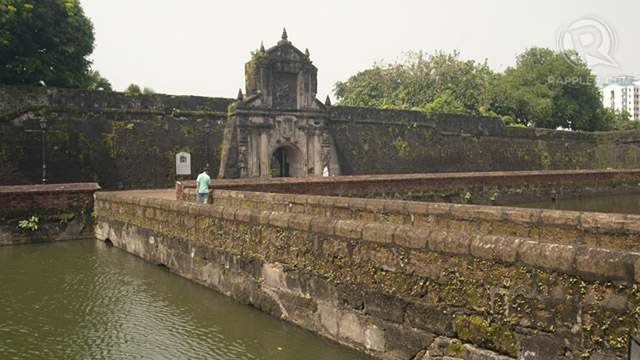 Fort Santiago, Intramuros