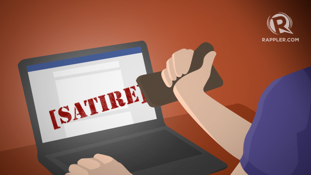 Netizens Debate Should Readers Be Warned About Satirical Articles