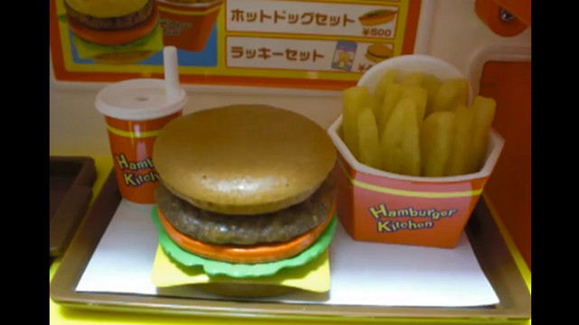 IS FAST FOOD UNHEALTHY? It is an ongoing debate. Screen grab from YouTube (RRcherrypie)
