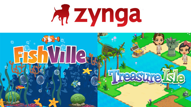 GAME CLOSURES. Zynga shuttering 11 games as a cost-cutting measure.