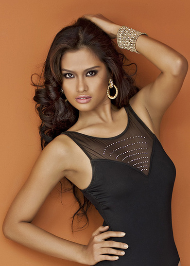 MISS PHILIPPINES. Will take home this year's crown? Photo from the Miss Universe website.