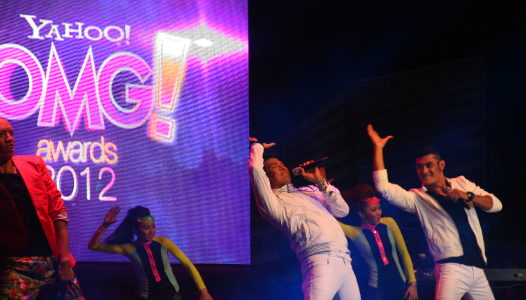ENDING WITH A BANG. Gary and Gab Valenciano