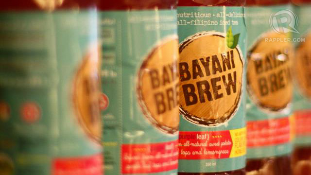 Photo courtesy of Bayani Brew - Enchanted Farm Cafe's Facebook page