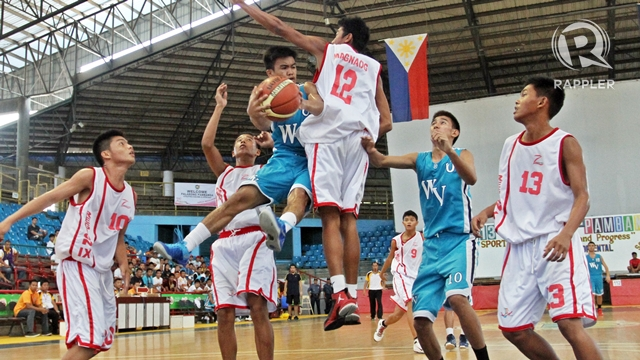 BASKETBALL. Photo by Rappler/Kevin dela Cruz.