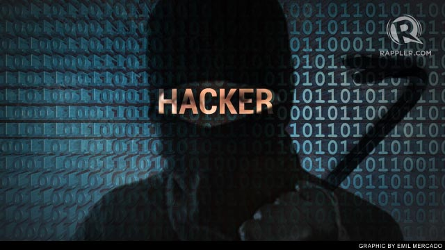 HACKING. Cases of hacking have intensified over the years