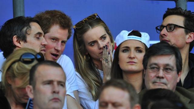 Prince Harry Girlfriend 2012